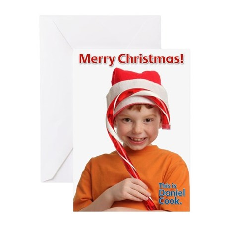 Merry Christmas from Daniel Cook! [#2] (Pk of 10)