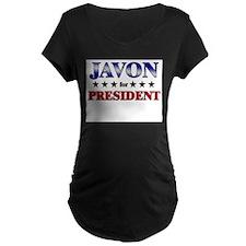 JAVON for president T-Shirt