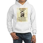 Luke Short Reward Hooded Sweatshirt