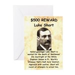 Luke Short Reward Greeting Cards (Pk of 10)