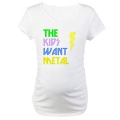 The Kids Want Metal Shirt