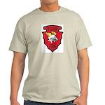 Wichita Police Motors Light T-Shirt