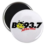 """B93.7 2.25"""" Magnet (10 pack)"""