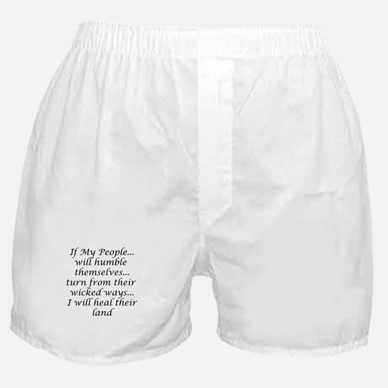 if my people Boxer Shorts