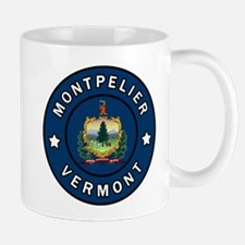 Montpelier Vermont Mugs