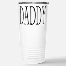 Unique Daddy Travel Mug