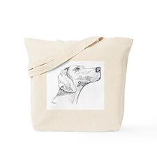 """Adored"" Tote Bag"
