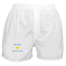 Elizabeth - Little Miss Sunsh Boxer Shorts