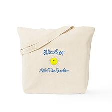 Elizabeth - Little Miss Sunsh Tote Bag