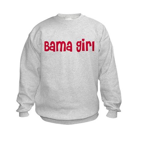 Bama Girl Kids Sweatshirt