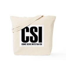 CSI - crime scene investigato Tote Bag