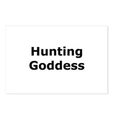 Hunting Goddess Postcards (Package of 8)