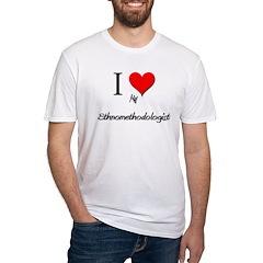 I Love My Ethnomethodologist Shirt