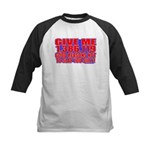 Slap You Silly Kids Baseball Jersey