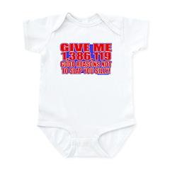 Slap You Silly Infant Bodysuit