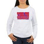 Slap You Silly Women's Long Sleeve T-Shirt