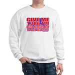 Slap You Silly Sweatshirt