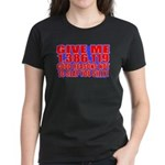 Slap You Silly Women's Dark T-Shirt