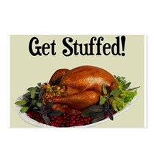 Get Stuffed! Postcards (Package of 8)