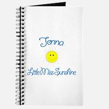 Jenna - Little Miss Sunshine Journal