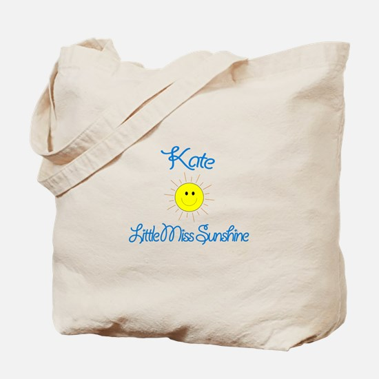 Kate - Little Miss Sunshine Tote Bag