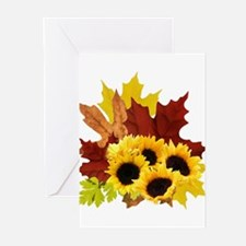 Fall Bouquet Greeting Cards (Pk of 20)