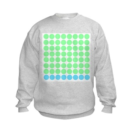 Green Dots Kids Sweatshirt