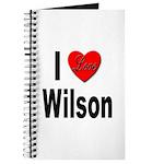 I Love Wilson Journal