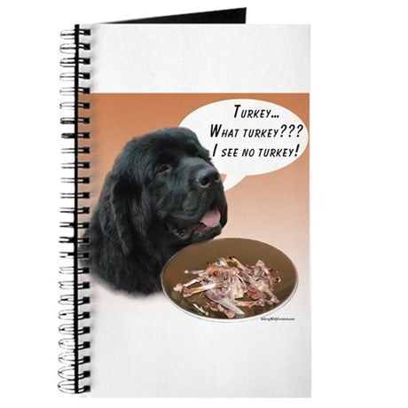 Newfie(blk) Turkey Journal
