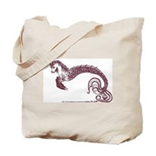 Jewelled Seeeinhorn sepia Tote Bag