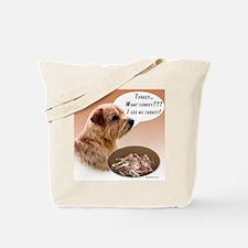 Norfolk Turkey Tote Bag