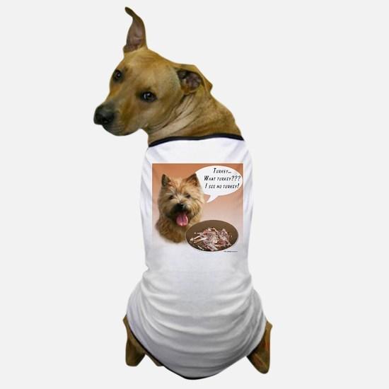 Norwich Turkey Dog T-Shirt