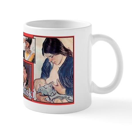 Malarze-Wyspianski Mug