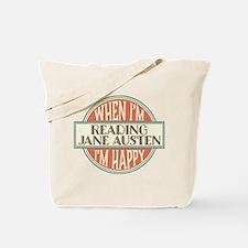 Jane Austen Fan Gift Tote Bag