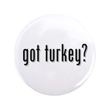 "got turkey? 3.5"" Button"