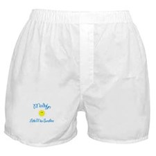 Madelyn - Little Miss Sunshin Boxer Shorts