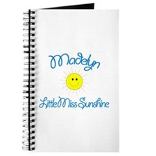 Madelyn - Little Miss Sunshin Journal