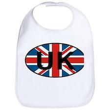 UK Full Flag Bib