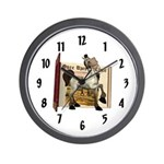 Tumbleweed Wall Clock