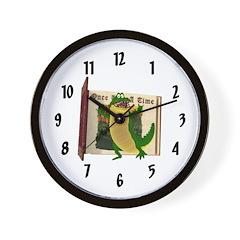Crawley Crock Wall Clock