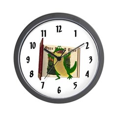 Crawley Crock Wall Clock