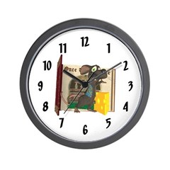 Rattachewie Wall Clock