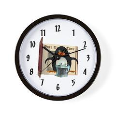 Pongo Penguin Wall Clock