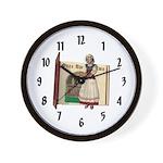 Mother Goose Wall Clock