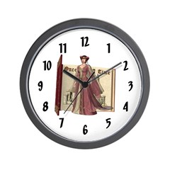 Cinderella Wall Clock