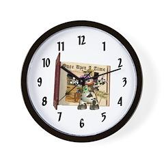 Billie Bull Wall Clock