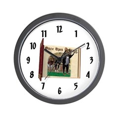 The Three Blind Mice Wall Clock