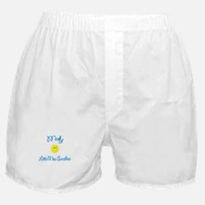 Molly - Little Miss Sunshine Boxer Shorts