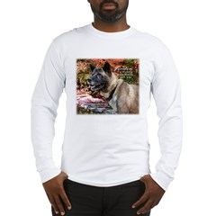 Chia Calendar Model T Long Sleeve T-Shirt