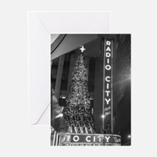 Radio City Music Hall Holiday Cards